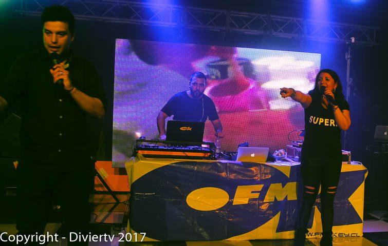 Factor90 – Fiesta FM OKEY – Espacio Dubai